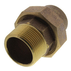 "1-1/4"" CxM Union (Lead Free) Product Image"