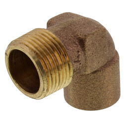 "3/4"" CxM 90° Elbow (Lead Free) Product Image"