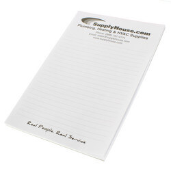 SupplyHouse Notepad Product Image