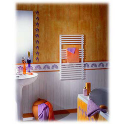 "20"" x 33"" Neptune Hydronic Chrome Towel Radiator (NTR-3320) Product Image"