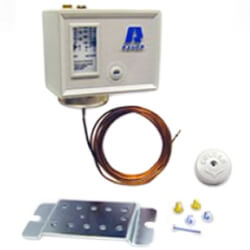 "Low Temperature Freeze Stat w/ 72"" Capillary (-15 to 40F) Product Image"