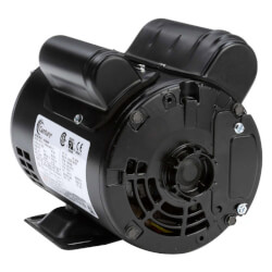 1/4 HP 115/230v General Purpose Motor, 1 PH, 1800 RPM, 48 Frame, ODP  Product Image