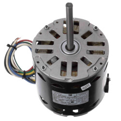 "5-5/8"" Single Shaft Fan/Blower Motor (115V, 1050 RPM, 1/3 HP) Product Image"
