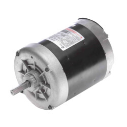 "6-1/2"" Vertical Condenser Motor (460-208/230V, 1140 RPM, 1/2 HP) Product Image"