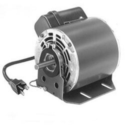 "5-5/8"" Multi-HP Motor w/ Sleeve Bearings - Deluxe (1075 RPM, 1/8, 1/5 HP) Product Image"
