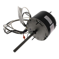 "5-5/8"" Multi-HP Motor w/ Ball Bearings - Economy (1075 RPM, 1/3, 1/6 HP) Product Image"
