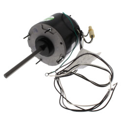 "5-5/8"" Multi-HP 4-in-1 Motor (208-230V, 825 RPM, 1/3, 1/8 HP) Product Image"