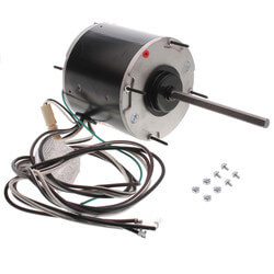 "5-5/8"" HeatMaster Motor - Deluxe Model (208-230V, 825 RPM, 1/8, 1/3 HP) Product Image"
