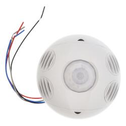 Multi-sensing 360 Degree Occupancy Sensor, Ceiling Mount, 2000 Sq. Ft. Coverage - White Product Image