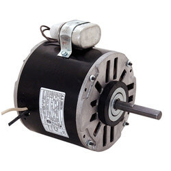 "5-5/8"" 1-Speed Refrigeration Motor (230V, 1625 RPM, 1/4 HP) Product Image"