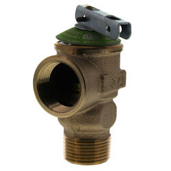 Wilkins 150 PSI<br>Relief Valve (Lead Free) Product Image