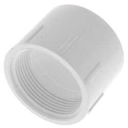 """1-1/2"""" PVC DWV<br>Female Adapter Product Image"""