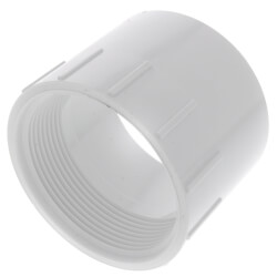 """3"""" PVC DWV<br>Female Adapter Product Image"""