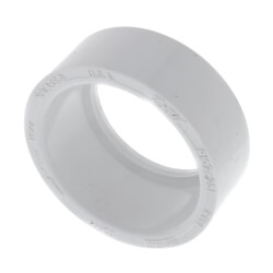 "2"" x 1-1/2"" PVC<br>DWV Bushing Product Image"
