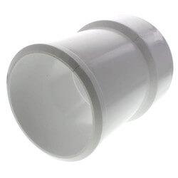 "4"" PVC DWV Hub Adapter (Cast Iron) Product Image"