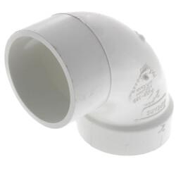 "2"" PVC DWV<br>Street 90° Elbow Product Image"