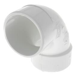 "3"" PVC DWV<br>Street 90° Elbow Product Image"