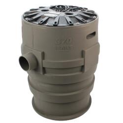 "4/10 HP Sewage Pump System- 115V 2"" Discharge 21"" x 30"" Basin Product Image"