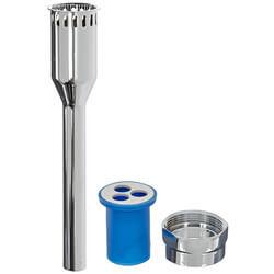 """3/4'' x 9"""" Vacuum Breaker Flush Tube with Nut Product Image"""