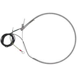 "480V 90W 8""Dia Crankcase Heater Product Image"