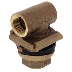 "1"" Bronze Pitless Adapter, Lead Free<br>(900 lbs Load) Product Image"