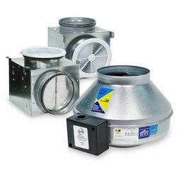 "PB270-2 Prem. Bath Fan (Dual Grille), Uses 4"" & 6"" Duct (Vent Only) Product Image"