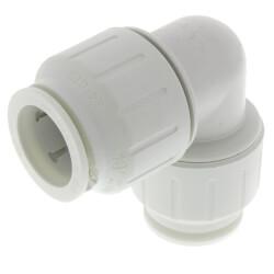 "3/4"" CTS Twist & Lock Speedfit Union 90° Elbow Product Image"