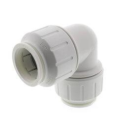 "1"" CTS Twist & Lock Speedfit Union 90° Elbow Product Image"