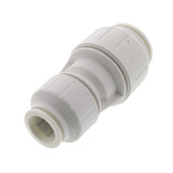 """3/4"""" x 1/2"""" CTS<br>Twist & Lock Speedfit Reducing Coupler Product Image"""