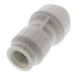 "1"" x 3/4"" CTS Twist & Lock Speedfit Reducing Coupler Product Image"