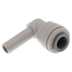 "1/4"" Stem OD x 1/4 "" Tube OD Stem 90° Elbow Product Image"