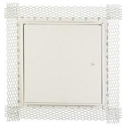 "8"" x 8"" DSC-214PL Flush Plaster Access Door w/ Lock & Key (Steel) Product Image"