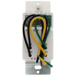 EconoSwitch 7-Day Program. Wall Switch w/ Solar Timetable (White) Product Image