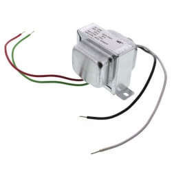 Multi Mount 120V (Primary) 24V (Secondary) 40VA Transformer Product Image