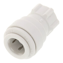 "3/8"" Tube OD x 7/16"" Faucet Connector Product Image"