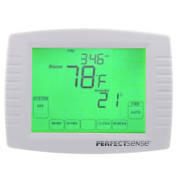PerfectSense Digital 7 Day Programmable Thermostat (1 Heat/1 Cool) Product Image
