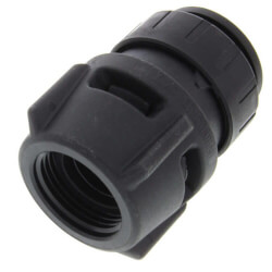 """3/4"""" CTS x 3/4"""" NPS ProLock Female Adapter Product Image"""