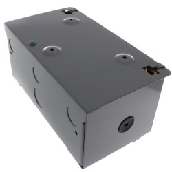 Enclosed Dual 100VA UL Class 2 Power Supply<Br>120 Vac to 24 Vac Product Image
