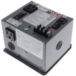 Enclosed Single 100VA Power Supply,<br>120 Vac to 24 Vac Product Image