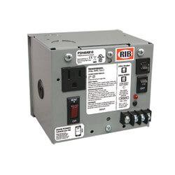 Enclosed Single 40VA UL Class 2 Power Supply, 120 Vac to 24 Vac Product Image