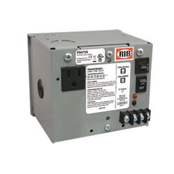 Enclosed Single 75VA Power Supply<br>Multi-tap to 24 Vac Product Image