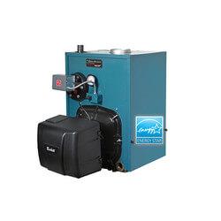 PV8H3, 109,000 BTU V8H Water Boiler, no Burner w/o Tankless Coil (Oil) Product Image