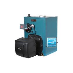 PV8H3, 109,000 BTU V8H Water Boiler, no Burner w/ Tankless Coil (Oil) Product Image