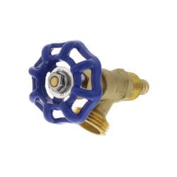 "1/2"" PEX Boiler Drain<br>(Lead Free) Product Image"