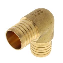 "1-1/2"" PEX x 1-1/2"" PEX Brass Elbow (Lead Free) Product Image"
