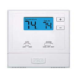 PTAC Wireless Digital <br>Wall Thermostat Product Image