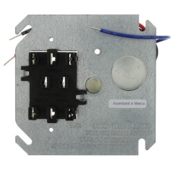 Plate Mounted Relay Receptacle Product Image