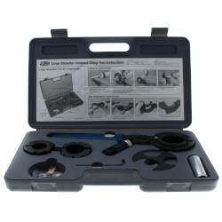 """1-1/4"""" to 2"""" Large Diameter PEX Crimp Tool Product Image"""