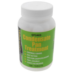 Time-Released Condensate Pan Treatment (100 tablets) Product Image