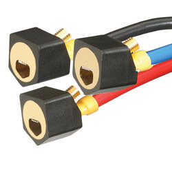3 Terminal Repair<br>Lugs/Bag 10 AWG<br>2 ft Leads w/ Nut Product Image